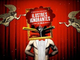 Gala Premios Ilustres Ignorantes. Imagen de programa
